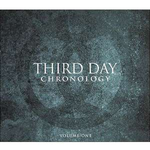Chronology, Vol. 1 (CD/DVD), Third Day Christian / Gospel
