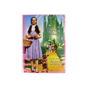 Wizard Of Oz ~ Dorothy and Toto, I Have A Feeling Were Not In Kansas