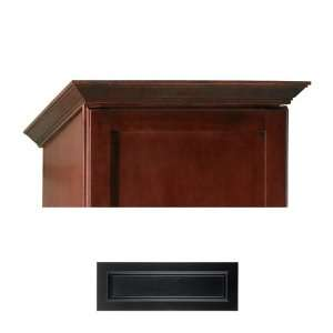 Architectural Bath Black Crown Moulding ABRC80 41  Kitchen