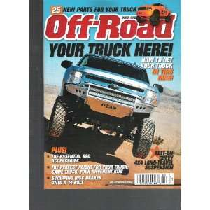 Off Road Magazine (March 2012) Various Books