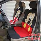 mickey minnie mouse auto car seat cover cushion set 250
