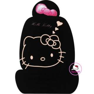 10 pcs HELLO KITTY CAR SEAT COVERS Universial FA094 8
