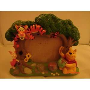 The Pooh & Friends Picture Frame 4x6 New with tag