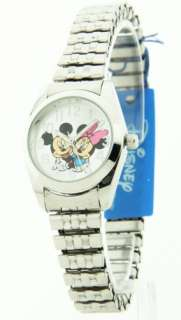 WOMENS DISNEY NEW MICKEY MOUSE CASUAL WATCH MCK804 049353755564