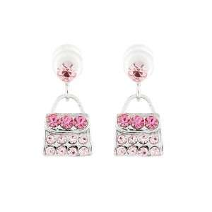 Perfect Gift   High Quality Elegant Handbag Earrings with