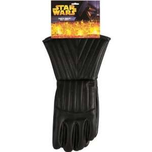 Darth Vader Gloves Child   Star Wars Costume Accessory Toys & Games