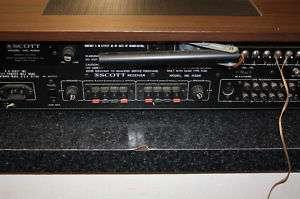 VINTAGE SCOTT RADIO/RECEIVER R326