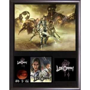 Lost Odyssey Collectible Plaque Series (#2) w/ Collectors