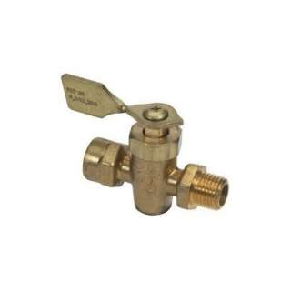 Inch NPT Male and Female Threaded Ports Fuel Shut Off Valve for Boats