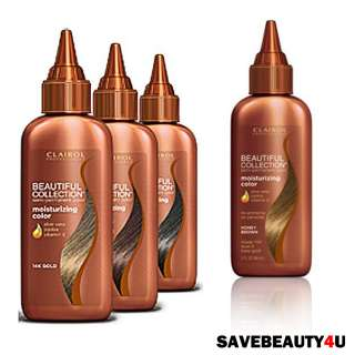 Clairol Beautiful Collection Semi Permanent Color 15 Colors   3 oz