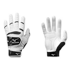 G2 Baseball Batting Gloves Color Navy, Size Large