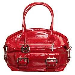 MICHAEL Michael Kors Large Patent Leather Satchel