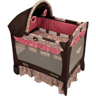 Graco   Travel Lite Portable Crib, Jacqueline