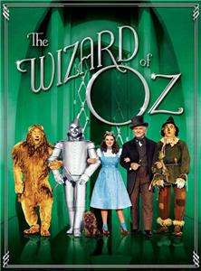The Wizard of Oz 27 x 40 Movie Poster Judy Garland, L