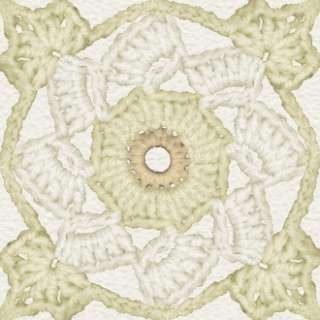 Irish Crochet LACE LIKE Bedspread Crochet Pattern #CR72