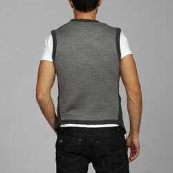 Antony Morato Mens Slim Fit V neck Sweater Vest