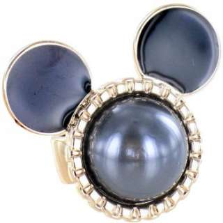 Disney Couture Limited Edition Mawi Range Mickey Mouse Rose Gold Ring