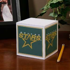 NHL Dallas Stars NHL Cube Notepad