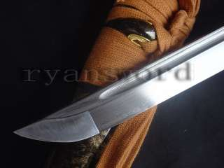Full Functional Japanese Samurai Katana Sword Folded Steel Sharp Blade