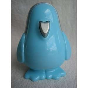 Burger King i Cy Penguin Kids Meal Toy   2008 Turquoise