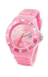 Ice Watch Unisex SI.PK.U.S.09 Sili Collection Pink Plastic