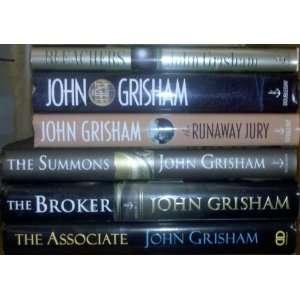 Summons, the Broker, the Associate & the Client: JOHN GRISHAM: Books