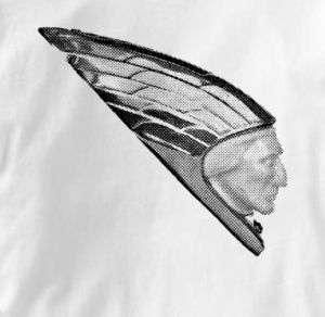 Indian Motorcycle Vintage Mudguard T Shirt XL