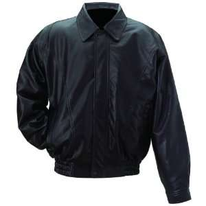 : Casual OutfittersTM Men Black Las Vegas Jacket   Large: Automotive