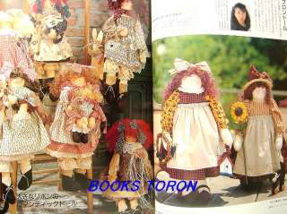 Popular Country Doll Collection/Japanese Doll Book/144