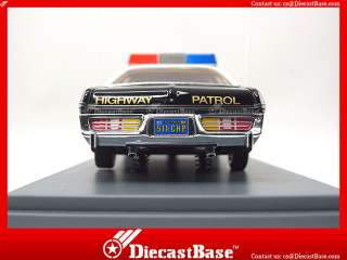 43511 NEO Dodge Monaco California Highway Patrol 143