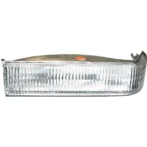 New Driver Clear Park Signal Marker Light Lamp SAE DOT
