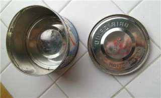 MAXWELL HOUSE DRIP GRIND COFFEE KEY OPEN TIN CAN & LID 1lb ADVERTISING