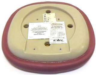 NEW Adec 511 Dental Chair 1601 Stool Upholstery Replacements Back Head