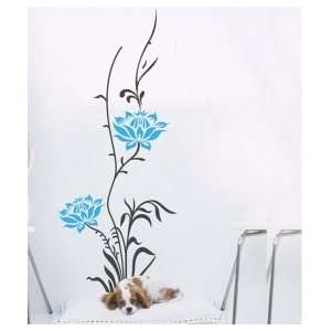 Home Decor Vinyl Mural Art Wall Paper Stickers  Perfect