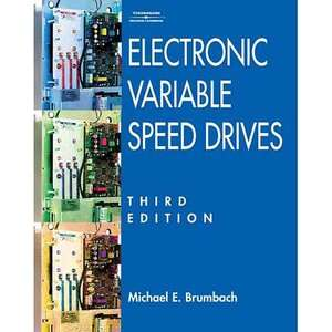 Electronic Variable Speed Drives, Brumbach, Michael