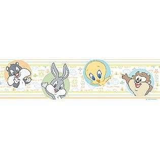 Baby looney tunes wallpaper border - photo#3