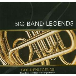 Golden Legends Big Band Legends, Various Artists   Swing Jazz
