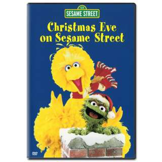 Christmas Eve On Sesame Street DVD  Shop the Ticketmaster Merchandise