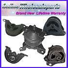 Acura EL Honda CIVIC #M106 a Set of Automatic Transmission Engine