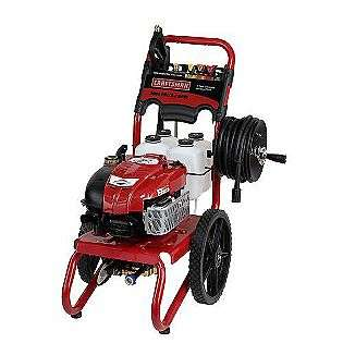 Pressure Washers Craftsman Gas Pressure Washer