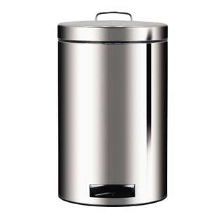 Brabantia Step Trash Bin With Pedal 124907 by Brabantia at