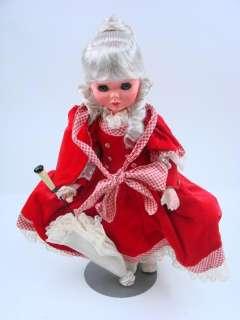 Vtg Dolls Doll Furga Original Box Italy Raffaella Madame Alexander
