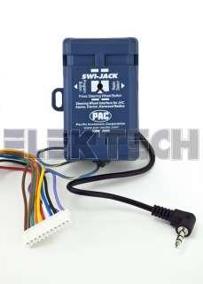 PAC SWI JACK STEERING WHEEL CONTROL 4 KENWOOD DDX 6019