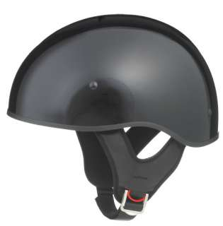 Small 2012 GMax GM55S Gloss Black Motorcycle Half Helmet