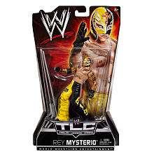 WWE TLC Wrestling Action Figure   Rey Mysterio   Mattel   Toys R