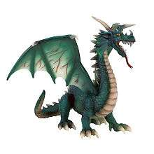 Schleich World of History: The World of Knights Collection   Dragon