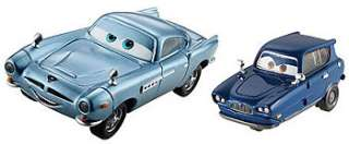 Disney Pixar Cars 2 Vehicle 2 Pack   Finn McMissile and Tomber