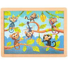 Imaginarium 12 Piece Jigsaw Puzzle   Monkeys   Toys R Us   Toys R