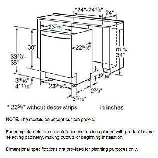 Kenmore 24 Quietguard Standard Dishwasher Energy Star Blk
