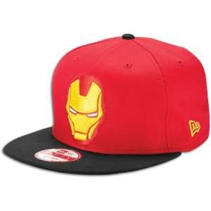 The Avengers Movie Iron Man Logo Snapback M/L Adjustable
